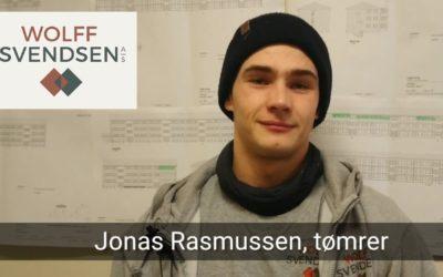 Jonas Rasmussen – Medarbejderportræt
