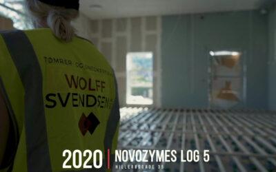 Novozymes Log 5